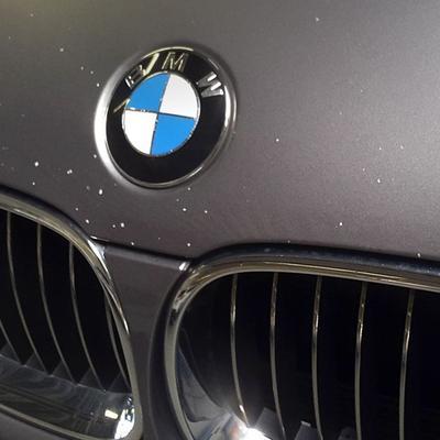 BMW_Frontlackschaden